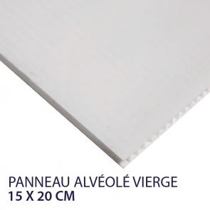 panneau akilux vierge 15 x 20 cm