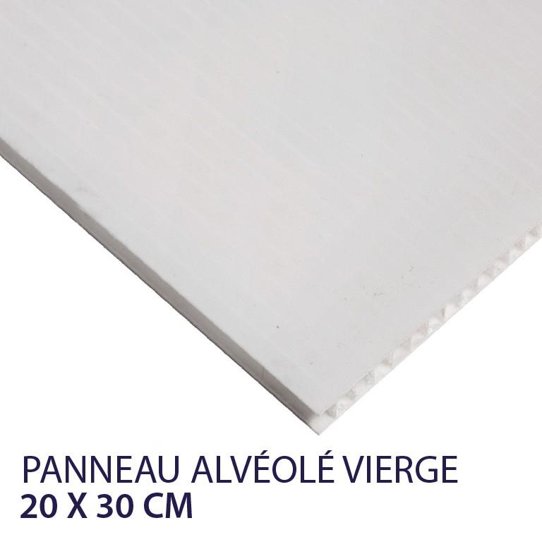 panneau akilux vierge 20 x 30 cm